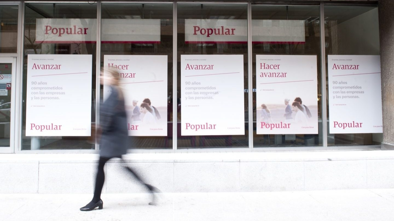 Un juzgado obliga a Popular a devolver a una empleada la inversión en la ampliación de capital de 2016.