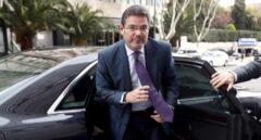 El ministro de Justicia, Rafael Catalá, este jueves en Madrid.