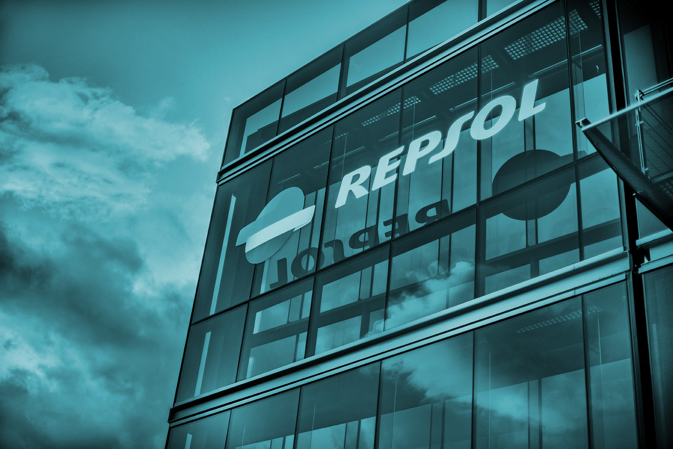 Oficinas de Repsol.