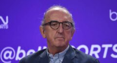 Jaume Roures, presidente del grupo audiovisual Mediapro.