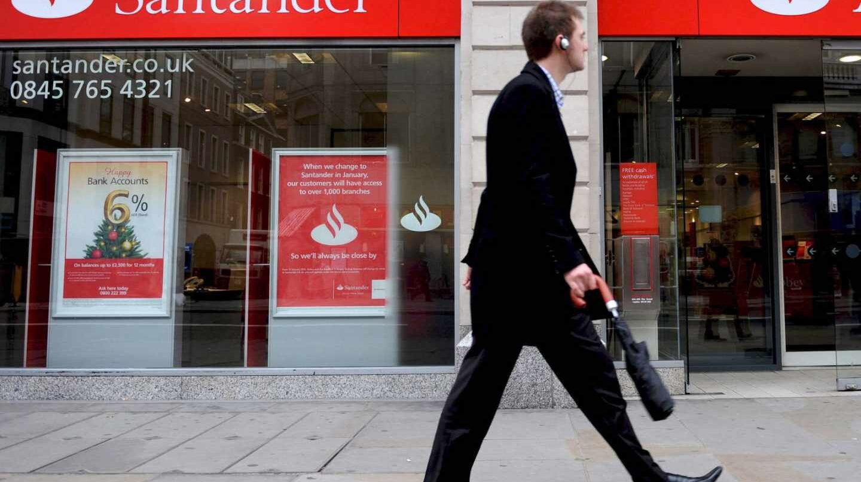 Santander lanza el primer servicio de transferencias internacionales mediante Blockchain.