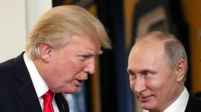 El desafío de Trump amenaza la recuperación de Rusia y hunde su bolsa