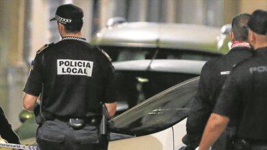 Disuelven 22 fiestas en viviendas y siete botellones durante la pasada noche en Alicante
