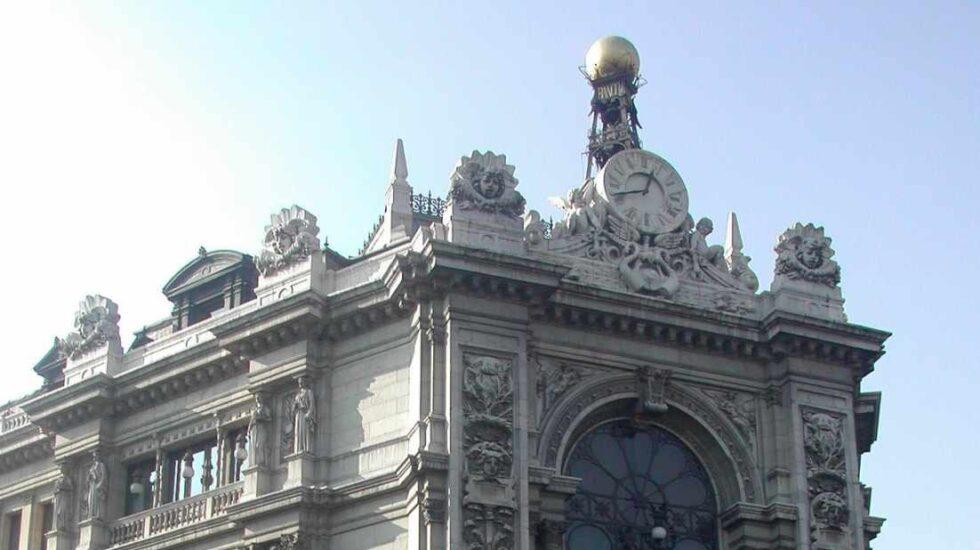 Sede central del Banco de España en la plaza de Cibeles de Madrid