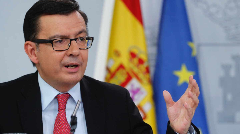 """El Gobierno no se siente """"presionado"""" para vender Bankia y prioriza la recuperación de las ayudas."""