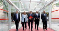 """El comité electoral del PP debatió sobre Garrido, Rollán y Ossorio hasta que llegó el """"dedazo"""""""
