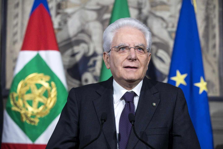 El presidente italiano, Sergio Mattarella, ha encargado formar gobierno al catedrático Giuseppe Conte.
