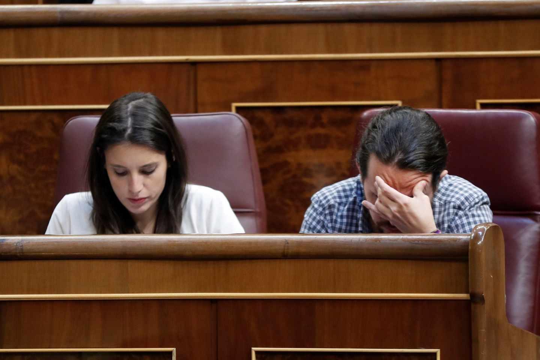 Iglesias y Montero denuncian lanzamiento de objetos contra su casa en Galapagar