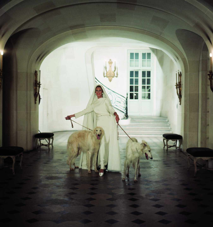Baronesa Fiona Thyssen-Bornemisza 1966 ©The Cecil Beaton Studio Archive at Sotheby's