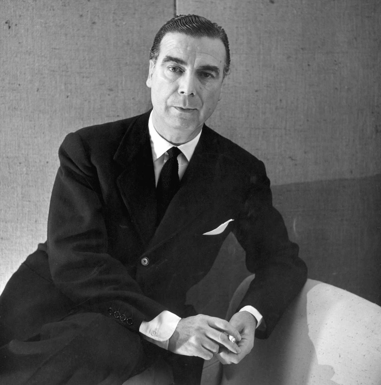 Cristobal Balenciaga, 1962 ©The Cecil Beaton Studio Archive at Sotheby's