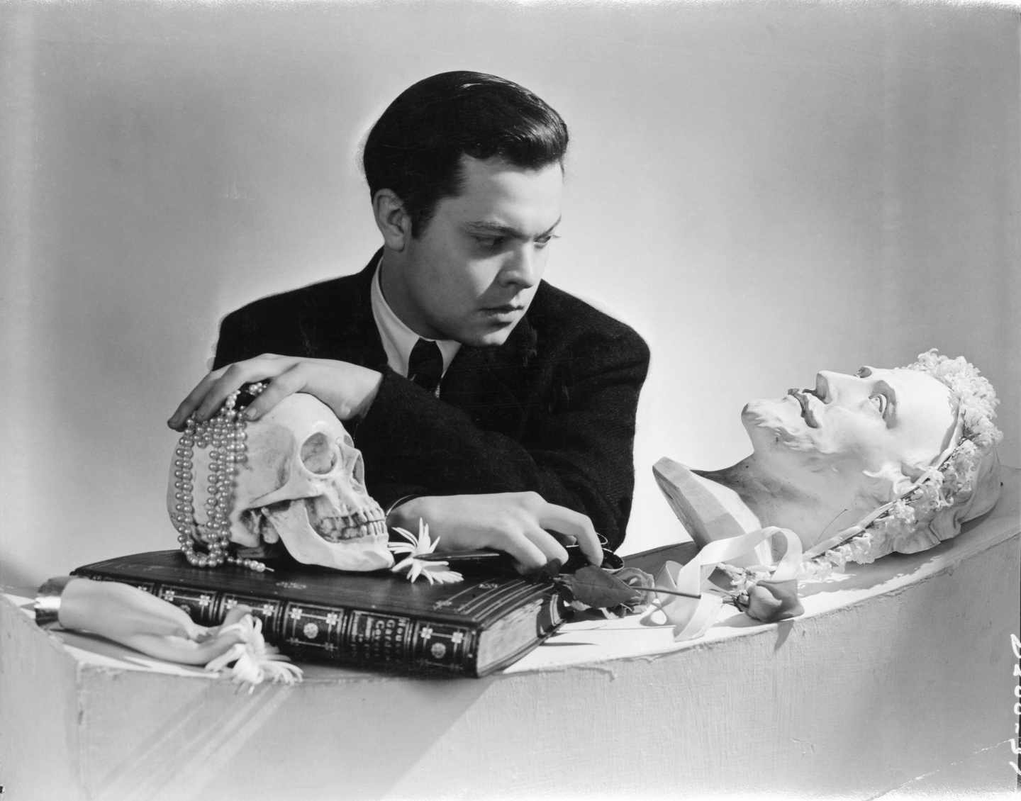 Cecil Beaton. Orson Welles, 1937 ©The Cecil Beaton Studio Archive at Sotheby's