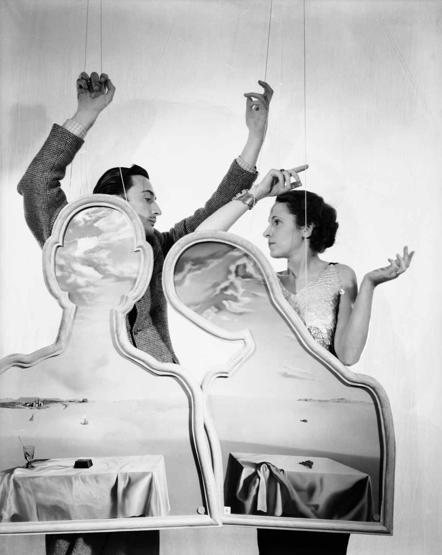 Cecil Beaton. Salvador y Gala Dali 1936