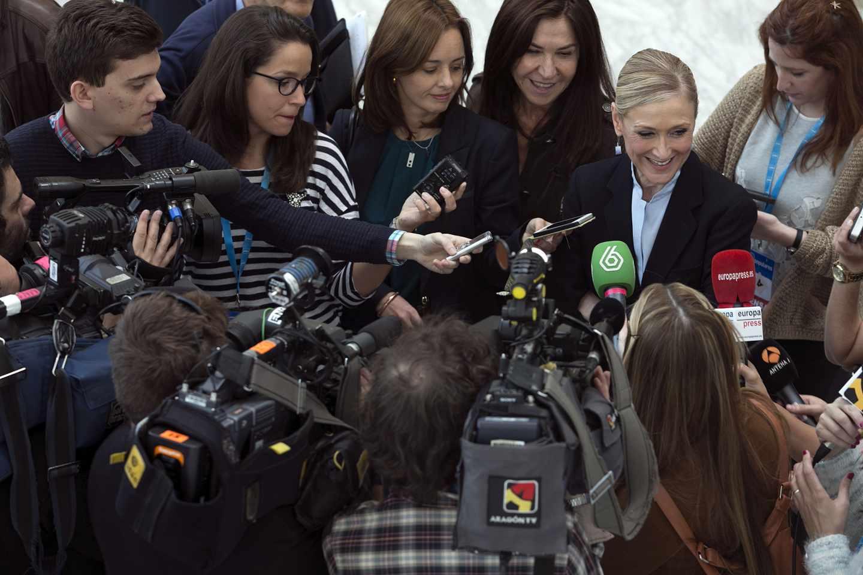 La Federación de Fútbol ficha a Marisa González, mano derecha de Cifuentes