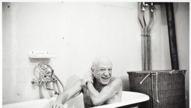 """El hombre que """"pilló"""" a Picasso en la bañera"""