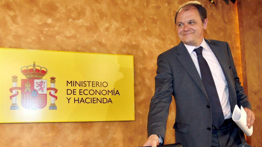 El exsecretario de Estado de Economía, David Vegara.