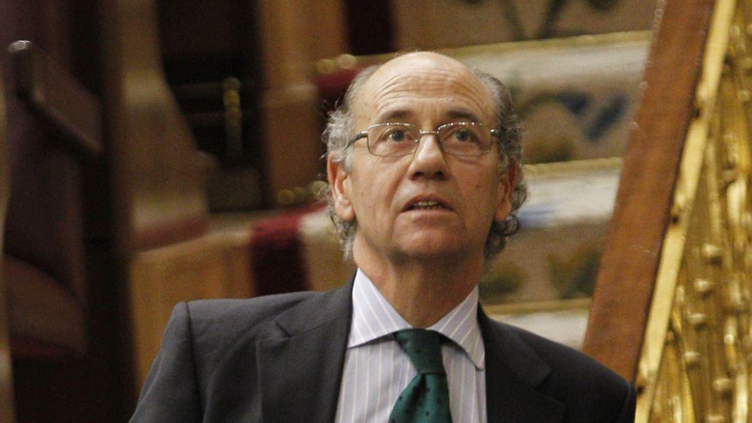 El diputado del PP Teófilo de Luis.