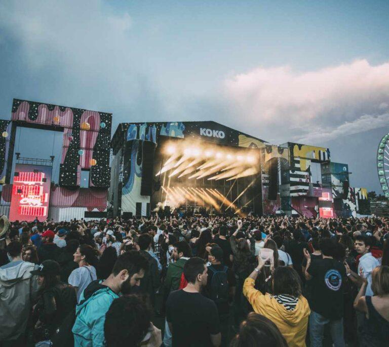 Metallica, Muse y Pixies encabezan un cartel rockero para el Mad Cool 2022