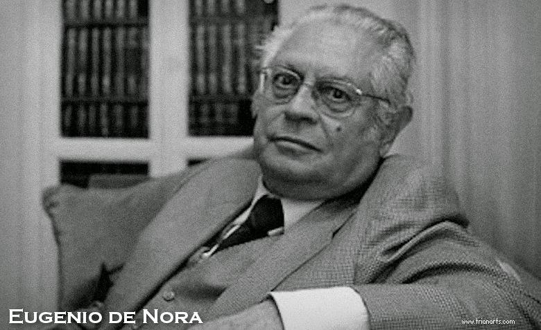 Eugenio de Nora.