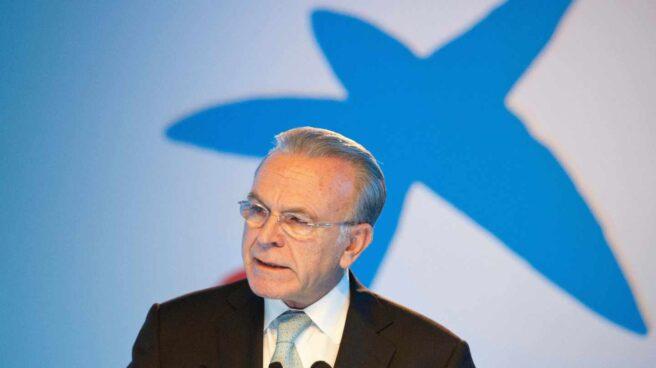 Isidre Faine, presidente de Criteria Caixa, de la Fundación Bancaria La Caixa y Gas Natural Fenosa.
