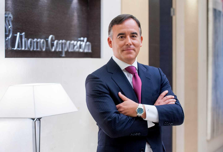 Gonzalo Chocano, consejero delegado de Ahorro Corporación.
