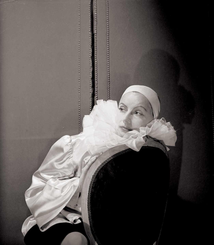 Greta Garbo, 1946 ©The Cecil Beaton Studio Archive at Sotheby's