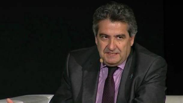 El juez José Ricardo de Prada.