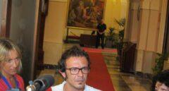 José María González, Kichi, alcalde de Cádiz.