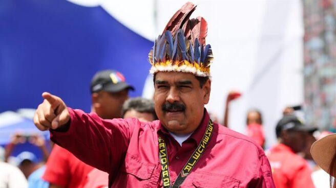 Maduro, en campaña electoral.