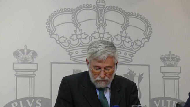 El director del Centro Memorial de Víctimas del Terrorismo, Florencio Domínguez.