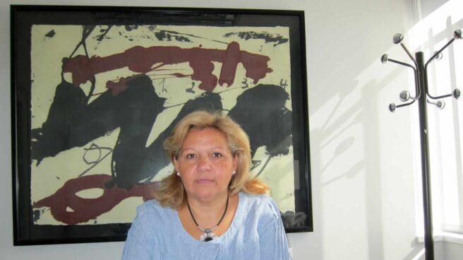 Ángeles Pedraza, presidenta de honor de la Asociación de Víctimas del Terrorismo.