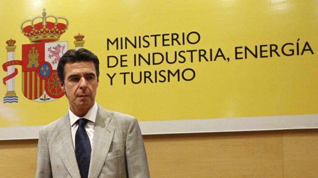 José Manuel Soria, en una comparecencia pública durante su etapa como ministro de Industria, Energía y Turismo,