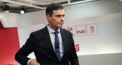 Primer acto oficial de Pedro Sánchez: encuentro con el presidente de Ucrania