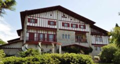 'Villa Arnaga', museo de la localidad vascofrancesa de Cambo donde se celebrará el 'Encuentro Internacional' para escenificar el final de ETA.