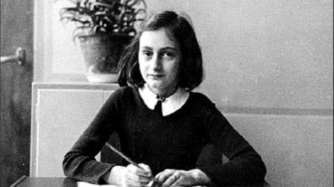 Ana Frank.