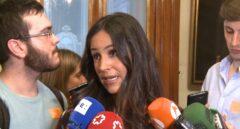 Begoña Villacís, concejala de Ciudadanos en Madrid.