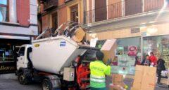 Un limpiador encuentra 9.000 euros en la basura