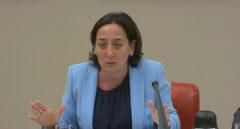 Carmen Rodríguez-Medel Nieto, la magistrada que instruye el 'caso máster'.