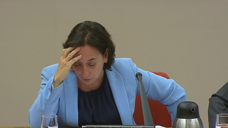 Carmen Rodríguez-Medel, la juez que investiga el caso del máster de Cristina Cifuentes.