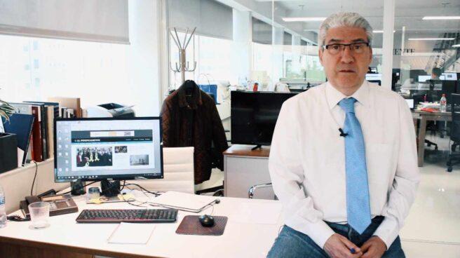 Casimiro García-Abadillo analiza la investidura de Quim Torra