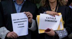 Más de 200 jueces piden la dimisión de Catalá ante el Ministerio de Justicia