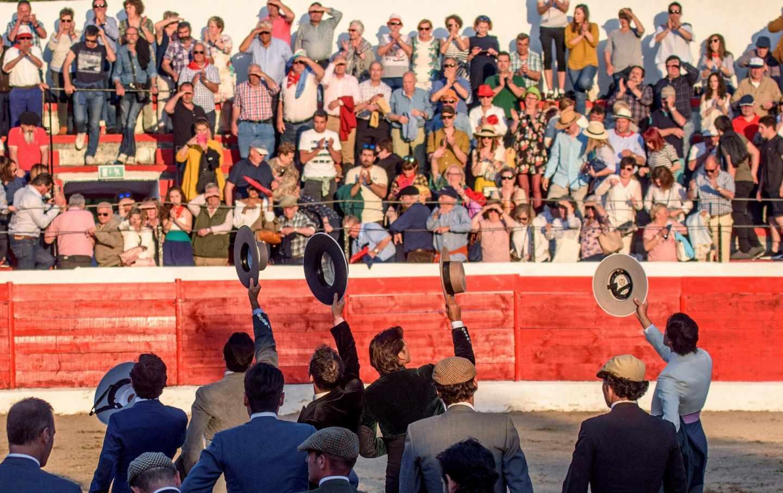 Corrida de toros en homenaje al fallecido Iván Fandiño.