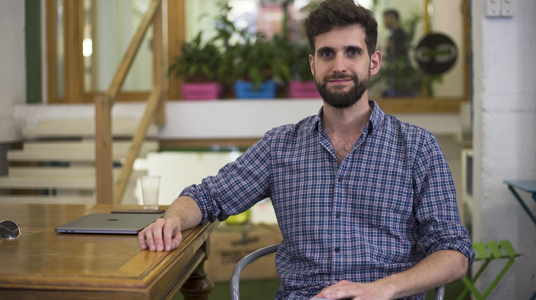 Daniel Seijo, CEO de Meneame