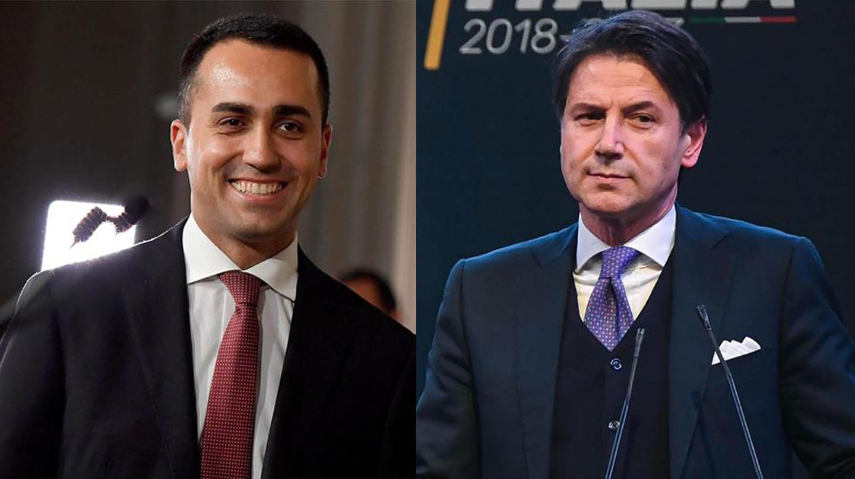 Conte, el candidato a primer ministro de Italia, infló su curriculum