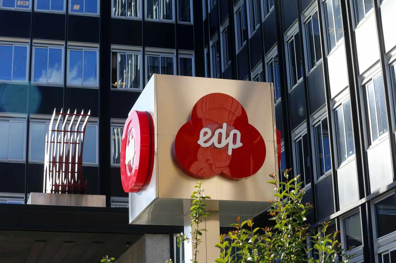 La sede de EDP en Oviedo.