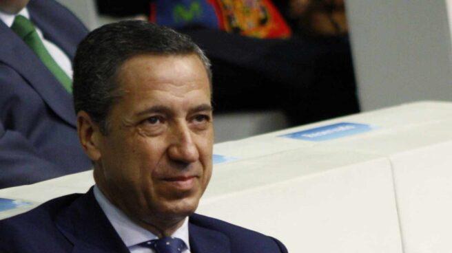 El ex presidente de la Generalitat Valenciana y ex ministro de Trabajo Eduardo Zaplana.