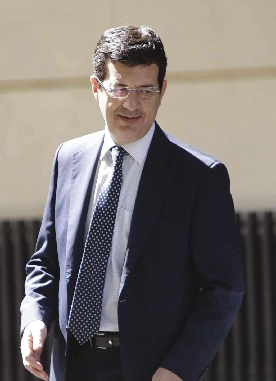 El juez Fernando Andreu.