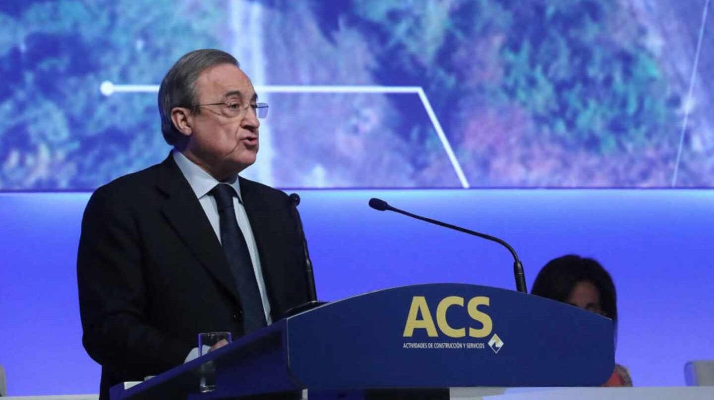 ACS recoge ya los frutos de su pacto por Abertis: gana 3.000 millones en dos meses.