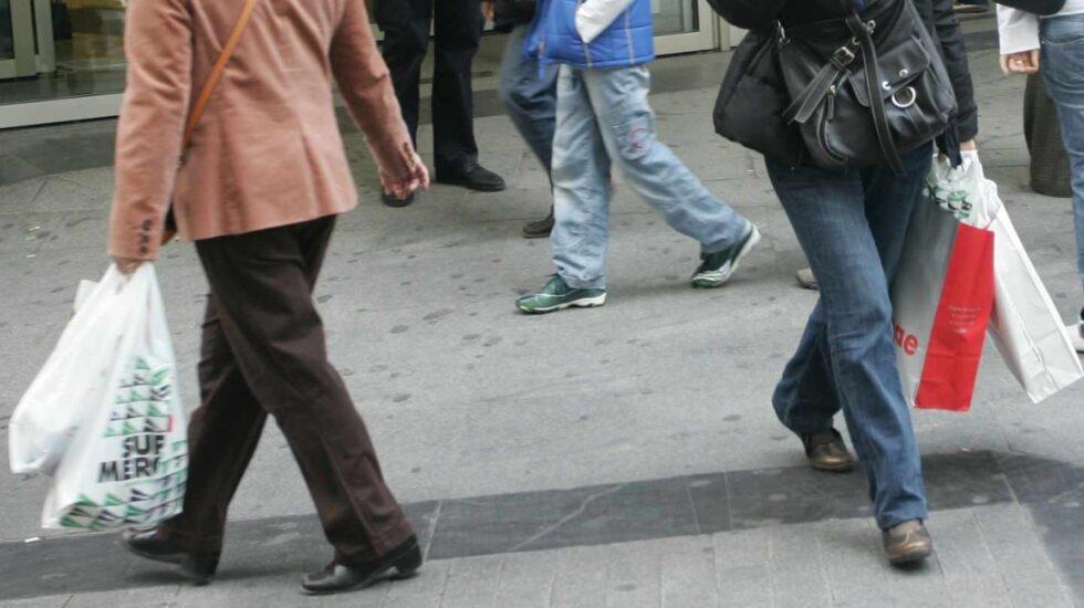 España prohibirá las bolsas de plástico en 2021.
