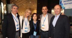 Garrido, Cifuentes, Sáenz de Santamaría, Martínez Maillo y García Escudero.