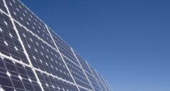 Paneles de energía fotovoltaica.